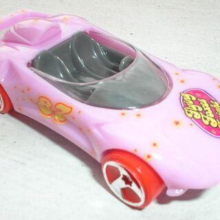 Delila's street car (toy version).