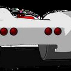 Mach 5 rear