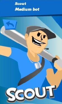 Scout Blue