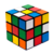 Rubik's Cube transparency