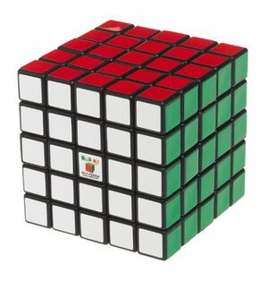 5x5x5 cube