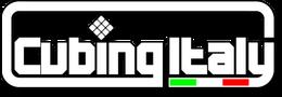 Cubing Italy Main Logo