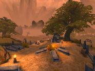 Gravesbow graveyard