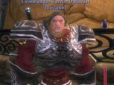 Commander Terrin Dalheart