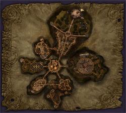 MAP quarterstone