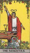 RWS Tarot 01 Magician