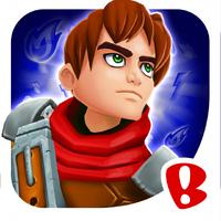 SpellFall Icon-Apple iOS - New