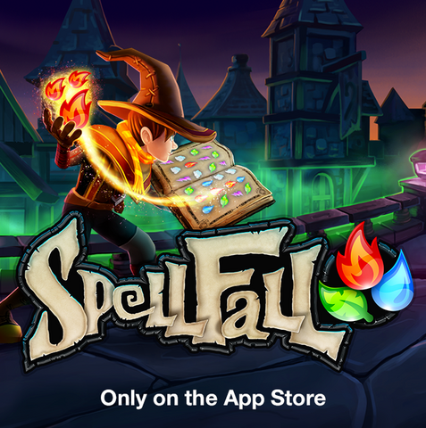 File:SpellFall Apple iOS AppStore Email Feature.png