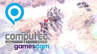Spellforce 3 Gameplay Gamescom 2014