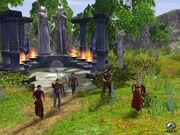 Rune monument
