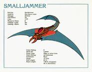 Smalljammer Data Card 2e