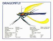Dragonfly Data Card (2e)