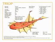 Triop Data Card (2e)