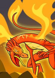 Fire Dragon A