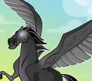 Stormcloud Pegasus