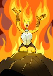 Flame Spirit C