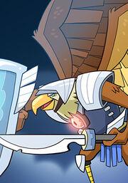 Eagle Warrior C