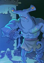Chain Shark A
