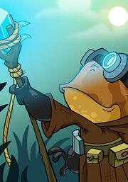 Frog Sage C