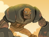Rust Colossus
