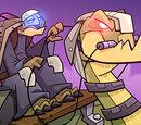 Battle Turtle