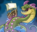 Scylla, Sea's Torment