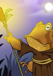 Frog Sage A