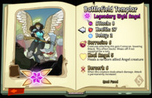 Battlefield Templar