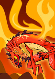 Fire Dragon C