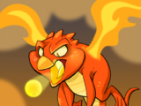 Burning Drake