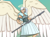 Snowlance Valkyrie