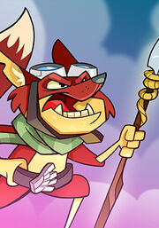 Fox Trickster A