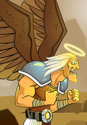 Warrior Angel A