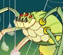 Corrosive Spider