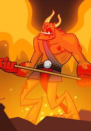 Blood Demon A