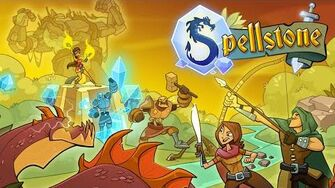 Spellstone Gameplay IOS Android-1
