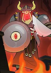 Skeleton Warrior C