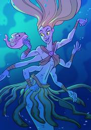 Sea Goddess A