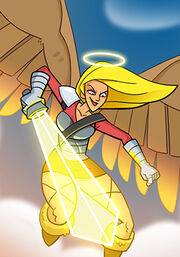 Avenging Angel B