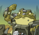 Ironclad Toad