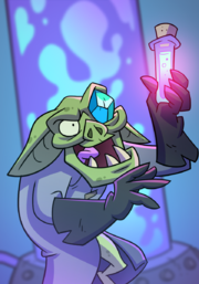 Mad Scientist Goblin A