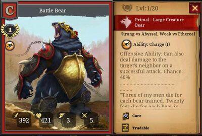 Battle Bear C 1 Full