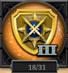 Skill battle level 18