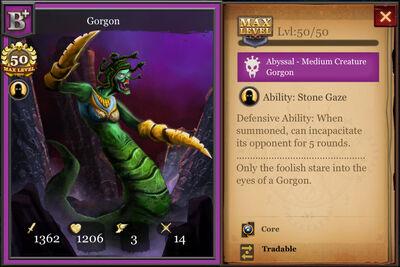 Gorgon B+ max