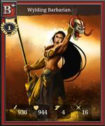 Wylding Barbarian ico