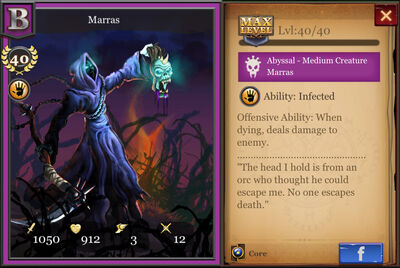 Marras max