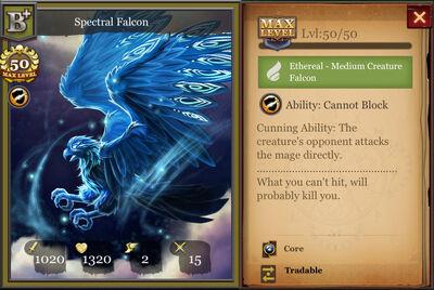 Spectral Falcon B+ max