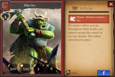 Elite Orc