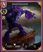 Dread Elemental ico