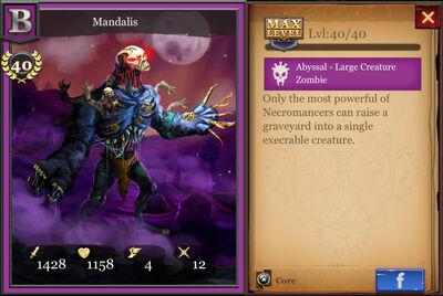 Mandalis max